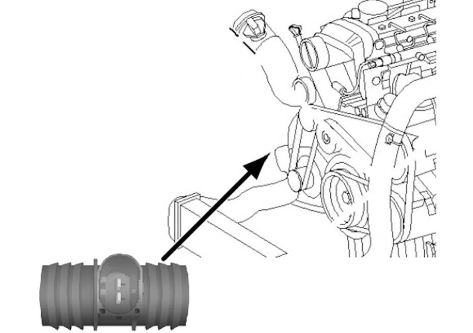 El motor no arranca por un problema con el fusible F24/8